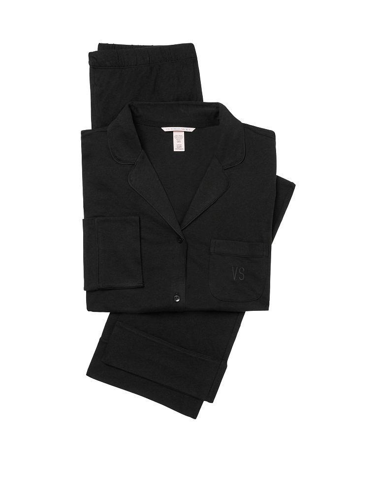 【特別価格】ヴィクトリアシークレットVictoria's SecretスリープオーバーニットパジャマセットThe Sleepover Knit PJ Set
