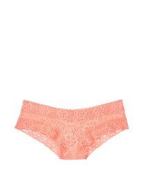 ヴィクトリアシークレット THE LACIE フローラルレースチーキーパンティー Floral Lace Cheeky Panty