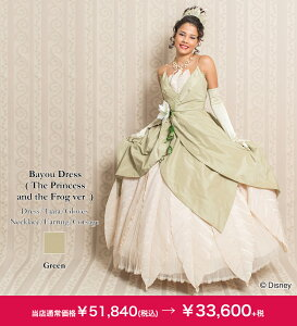 【Bayou Dress(The Princess a...