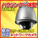 WV-SW395J スーパーダイナミック方式 屋外ハウジング一体型 ネットワークカメラ