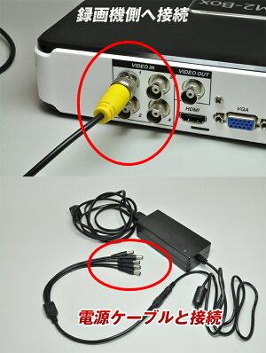 録画機との接続