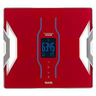 タニタの体重計 タニタ デュアルタイプ体組成計 innerScan DUAL (型番:RD-905) 世界初!筋質がわかる 筋肉の質(状態)を分析する「筋質点数」の測定機能 筋肉を筋繊維の状態まで分析 筋肉の量だけでなくその質を測定 レッド タニタ体重計 RD-905-RD