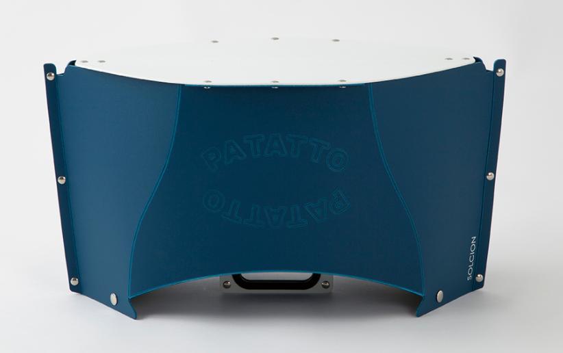 選べる2色パタットテーブルミニ PATATTO TABLE mini 折りたたみ机 折りたたみテーブル アウトドアテーブル キャンプテーブル ピクニックテーブル パタットミニテーブル
