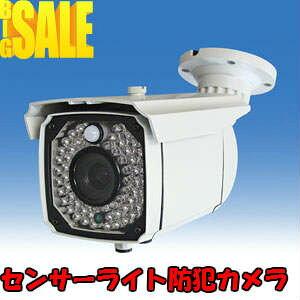 防犯カメラ 監視カメラ WTW-FH030 センサーライト防犯カメラ 人感センサー 暗視可能 セキュリティカメラ 屋外 防滴防塵 動体検知