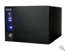 nuuo NSV608 日本語メニュー メガピクセルのIPカメラに対応8ch NASベース型 NVR 最大64チャンネルの遠隔ライブ映像表示 多くのメーカーのIPカメラと互換性有り 希望小売価格 631,800円
