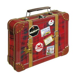 Walkers ウォーカー スーツケース缶