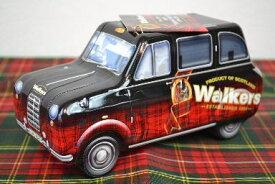 Walkers ウォーカー ショートブレッド・ミニフィンガーロンドンタクシー缶