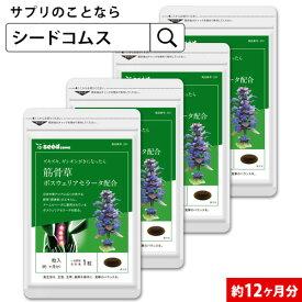 筋骨草+ボスウェリアセラータ 約12ヵ月分 【seedcoms_D】12D【diet_D1809】【natsu_b19】