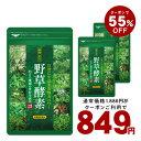 クーポンで55%OFF849円★野草酵素 約5ヵ月分/ ダイエット エンザイム 酵素サプリ 酵素 カプセル 野菜 野草 果物 発酵…