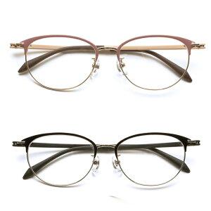 ピントグラス PG-709 老眼鏡 中度 ブラック ピンク 小松貿易 度数+2.50D〜+0.6D 男性 女性 めがね
