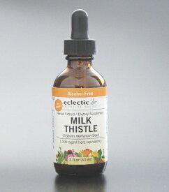 送料無料 エクレクティック ミルクシッスル チンキ 液体 60ml / 2oz Eclectic Institute Inc. Milk Thistle ミルクシスル 口コミ おすすめ ハーブ サプリメント サプリ マリアアザミ メディカルハーブ ハーブメディスン ボタニカルメディスン 健康志向