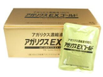 科学名称蘑菇 Bracey 鼓起液体浓度: 100%! 协和医药蘑菇 EX 黄金 30 袋