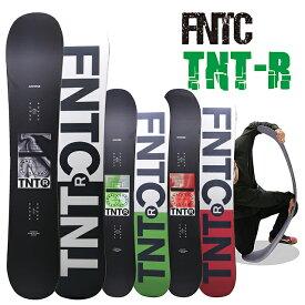 【初期メンテナンス付き】FNTC TNT-R black-white-red-green 139-143-147-150-153-157cm エフエヌティーシー ティーエヌティーアール 2020-21