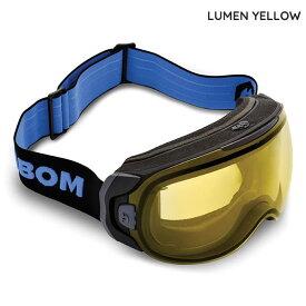 ABOM【エーボム】ゴーグル ONE【正規品】LUMEN YELLOW goggle