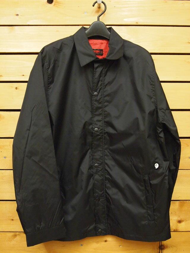 CAPITA【キャピタ】コーチジャケット DOA COACH JACKET カラー:BLACK