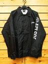 JSLV【ジャスリブ】コーチジャケット JUS LIV ♯MJK8015 カラー:BLACK