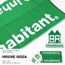 inhabitant【インハビタント】ゴザIH338AZ03 GOZA カラー:GN