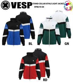 予約商品☆19-20 VESP【ベスプ】STAND COLLAR ATHLE LIGHT JACKET VPMJ19-04 スノーボードウェア