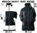 予約商品☆20-21 MARQLEEN【マークリーンウェア】 GALAXXY JACKET ☆MQ01000 スノーボード ウェア