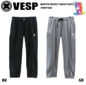 20-21VESP【ベスプ】 WARTER PROTECT SWEAT PANTS VPMP1006 スノーボードウェア