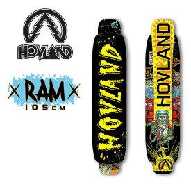 HOVLAND SNOWSKATE RAM 105CM COMPLETE コンプリート ホブランド ラム スノースケート 正規品