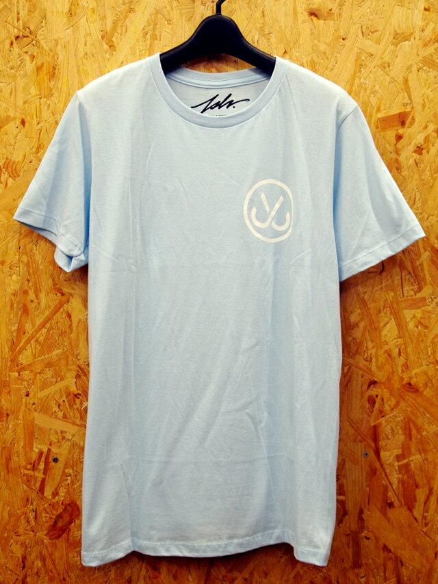JSLV【ジャスリブ】Tシャツ SELECT HOOKS TEE ☆ カラー:POWDER BLUE 【正規品】