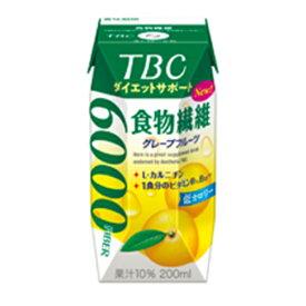 森永 TBCダイエットサポート 食物繊維 200ml ×24個