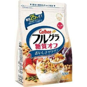 カルビー フルグラ糖質オフ600g×6個×2セット