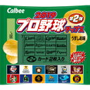 【第2弾】カルビー 2019プロ野球チップス 22g×24個×2セット