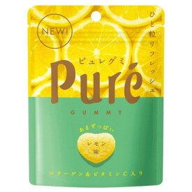 カンロ ピュレグミレモン味 56g×72個