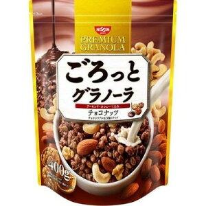 日清シスコ ごろっとグラノーラ チョコナッツ 400g×6個