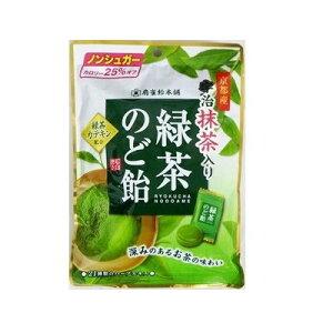 扇雀飴 緑茶のど飴 100G×6個×2セット