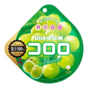 UHA味覚糖 コロロマスカット袋 48g×72個