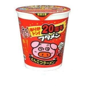 おやつカンパニー ブタメンとんこつ味×15個 /駄菓子/子供会/お祭り/景品/