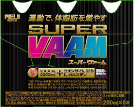 【送料無料】明治 スーパーヴァーム 6本×5個セット【2017SS】(ゆ)