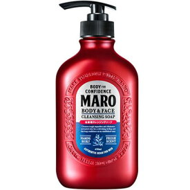 ストーリア MARO 全身用クレンジングソープ 450ML×20個【送料無料】【ハンドソープ】【ボディソープ】