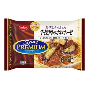 日清スパ王プレミアム 牛挽肉のボロネーゼ 310g×14袋