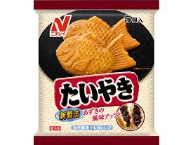 ニチレイ たいやき5個入×12袋【送料無料】【冷凍食品】