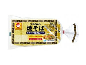 【送料無料】マルちゃん焼そば 芳醇中華風ソース  465g (めん135g×3袋)×6個 【冷蔵】