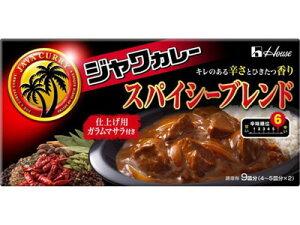 ハウス食品 ジャワカレースパイシーブレンド 207g ×60個【送料無料】