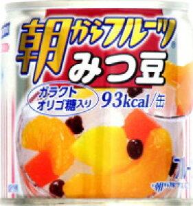 はごろもフーズ 朝からフルーツみつ豆 24個×3ケース(72個) 【送料無料】