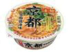 ヤマダイ ニュータッチ 凄麺京都背脂醤油味 124g×12個 【送料無料】