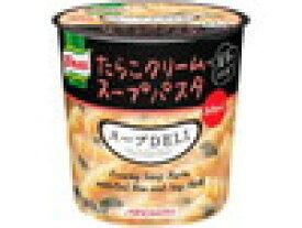 味の素 スープDELI たらこクリームスープパスタ 18個(6個入りX3) 【送料無料】