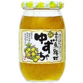 日本ゆずレモン 日本ゆずレ 馬路村 ゆずちゃ 瓶420g×12個 【送料無料】