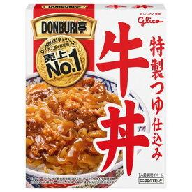 グリコ DONBURI亭 牛丼 160g×10個
