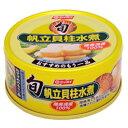 日本水産 ニッスイ旬帆立貝柱水煮 120g×12個 【送料無料】