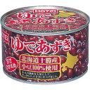 ホテイフーズコーポレーション ホテイゆであずきT1 430g×24個 【送料無料】
