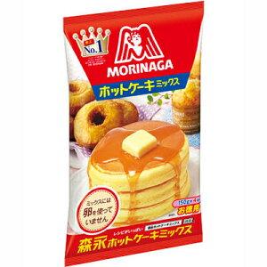 森永製菓 森永製菓 ホットケーキミックスHW (150g×4袋)×12個 【送料無料】