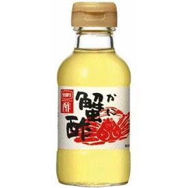 ウチボリ かに酢 瓶150ml×6個 【送料無料】