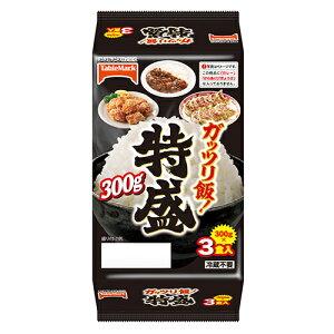 テーブルマーク ガッツリ飯特盛(300g×3食)×8個